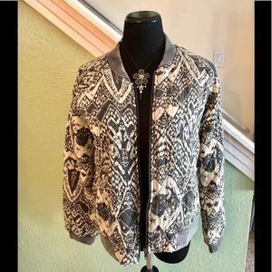 Beautiful jacket by Free People size S/P